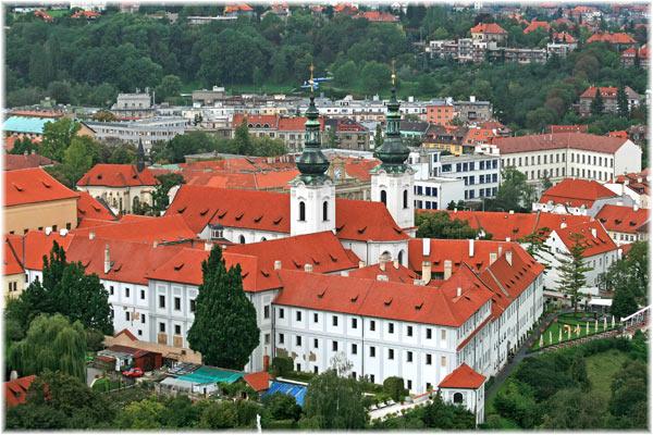 Samostan Strahov