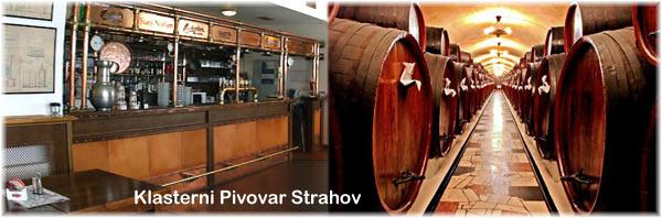 Microbrewery Klasterni Pivovar Strahov