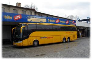 Пътуване с автобус