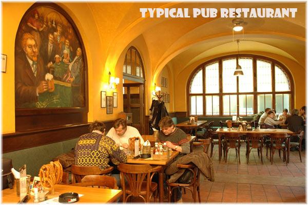 Dineren in Praag