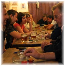 Ünlü Çek Pubları